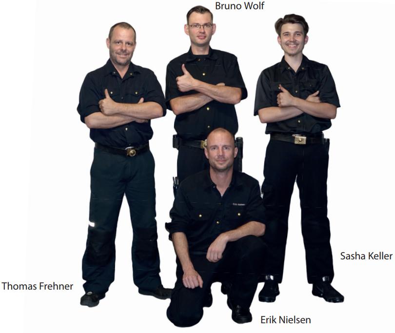 Nielsen Team group photo